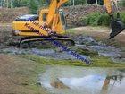 Новое изображение  Очистка дна пруда от ила 32464619 в Москве