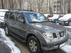 Изображение в   Nissan Pathfinder  Год выпуска 2006  Цвет в Москве 780000