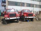 Фото в   Пожарная машина АЦ1. 6-40 на шасси ГАЗ-3308, в Волгограде 280000