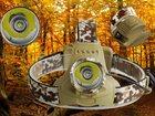 Скачать изображение  Налобный фонарь 2000 Люмен Маскировка лесная 32681510 в Москве