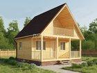 Увидеть фотографию  Строительство домом и бань из бруса под ключ, 33015720 в Воронеже