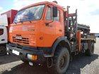 Увидеть изображение  Продаю буровую установку на шасси КАМАЗ 4326 2012-го года выпуска 33308124 в Москве