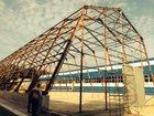 Foto в   Каркас здания под склад и логистику размером в Москве 250000