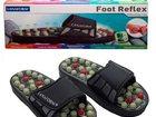 Смотреть foto  Тапочки «FootReflex» рефлекторные (Сила Йоги) 33548840 в Москве