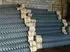 Изображение в Строительство и ремонт Строительные материалы Продается сетка Рабица изготовленная по ГОСТу- в Москве 520