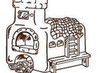 Просмотреть фотографию Другие строительные услуги Частный мастер-печник, Ремонт и отделка кирпичных печей 33711293 в Москве