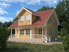 Свежее фотографию  Построим дом 2-этаж, , 146м2 по каркасной технологии, Гарантия, 33768756 в Москве