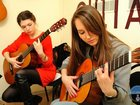 Изображение в   Уроки гитары и вокала для начинающих.   Бесплатный в Москве 0