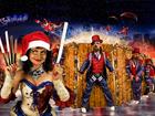 Смотреть foto Организация праздников Шоу метателя ножей на Новый Год! 34146086 в Москве