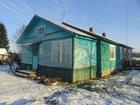 Увидеть фотографию Загородные дома Полдома в жилом селе, с хорошим подъездом, на берегу речки, 280 км от МКАД 34411114 в Москве