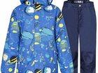 Уникальное фото  Комплект для мальчика Куртка и брюки синий IcePeak 34505715 в Москве