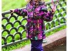 Смотреть фотографию  Костюм для девочки Моника фуксия-фиолетовый 34591309 в Москве
