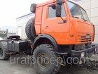 Свежее фото Бескапотный тягач бу полноприводный тягач КАМАЗ 44108 34889336 в Москве