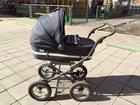 Скачать бесплатно фотографию  Детская коляска-люлька Inglesina Sofia Jeans Fluo 34995976 в Москве