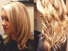Фотография в   Антикризисная цена на наращивание волос всего в Москве 0