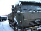Свежее foto  КАМАЗ 43253-А3 35049237 в Москве
