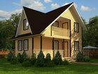 Просмотреть фотографию Продажа домов Строительство деревянных домов и бань под ключ, 35108270 в Москве