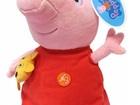 Фотография в   Мягкая игрушка Пеппа 30 см Peppa Pig станет в Москве 0