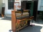 Фотография в   Минимальная стоимость перевозки пианино 3300 в Москве 3300