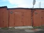 Фотография в Недвижимость Гаражи, стоянки Продается металлический Гаражный бокс длина в Москве 400000