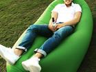 Изображение в   Успейте купить быстро надувной диван Ламзак в Санкт-Петербурге 3900