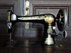 Свежее изображение Антиквариат Антикварная швейная машина Singer на станине, 1906 36762233 в Москве