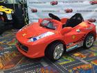 Смотреть фото  Продаем детский электромобиль феррари 8888 36985228 в Москве