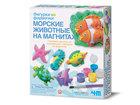 Фото в   4M Магниты морские животные  Каждый ребенок в Москве 590