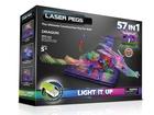 Увидеть фото  Laser Pegs Дракон с 3D панелью - Светящийся конструктор для мальчиков 37334717 в Москве