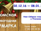 Скачать бесплатно foto  Томская новогодняя ярмарка ждет экспонентов 37607479 в Томске