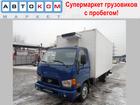 Фото в Авто Грузовые автомобили Продается автомобиль Hyundai HD78 с рефрижератором. в Москве 0