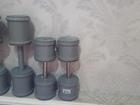 Смотреть foto  Отличные гантели от производителя в Махачкале 37642371 в Махачкале