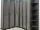 Скачать бесплатно фото Офисная мебель Книжный шкаф квадро Композиция №3 37666501 в Москве