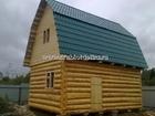 Фотография в   Мастера по деревянному строительству изготовят в Москве 174000