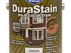 Увидеть фотографию Отделочные материалы Наружные защитные покрытия Wolman DuraStain Solid Color Stain 37868815 в Симферополь