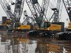 Уникальное фото Спецтехника Продам гусеничный кран SANY SCC550E 38205141 в Москве
