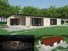 Изображение в Строительство и ремонт Строительство домов Одноэтажный деревянный дом из клееного бруса в Москве 4000000