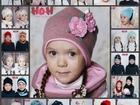 Скачать изображение  Оптовая компания «НоН», Предлагаем шапочки от производителя 38292625 в Екатеринбурге