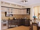 Скачать бесплатно фотографию  Венеция-3 кухонный гарнитур угловой 38435318 в Москве