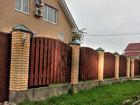 Новое изображение  Секционные заборы 38477307 в Апрелевке