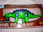Фотография в Для детей Детские игрушки Динозавр на радиоуправлении Darkonia мини-киберраптор в Москве 1050