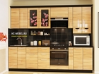 Уникальное foto Кухонная мебель Кухня Сакура-5, 2950, левая/правая 38526684 в Москве