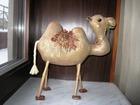 Свежее изображение Другие предметы интерьера Статуэтка фигурка верблюд в интерьер, подарок, сувенир 38767142 в Москве
