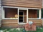 Смотреть фото Строительные материалы Утепление и отделка деревянных домов во Владимирской и Московской областях, 38829731 в Владимире