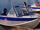 Скачать бесплатно foto  Купить лодку (катер) Русбот-45 38872267 в Новосибирске