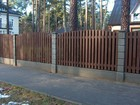 Новое изображение  Заборы из профлиста, штакетника, сетки рабицы 38877991 в Череповце