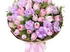 Скачать бесплатно foto  Тюльпаны с доставкой 38958839 в Москве