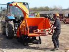Уникальное фотографию  Измельчитель древесных отходов навесной на трактор TIMBERWOLF TW PTO/S426 39032619 в Москве