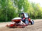 Просмотреть изображение  Сеялка зерновая СПУ-4Д 39040327 в Москве