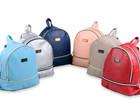 Увидеть фото  Женский кожанный рюкзак -стильный и практичный акссесуар для каждой, 39041718 в Москве